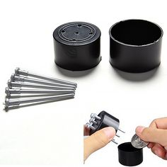 Nail Through Coin.... Amaze your spectators by pushing five nails through a coin without leaving a mark. theonestopfunshop.com