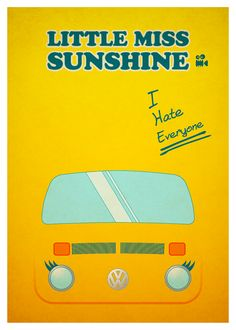 Little Miss Sunshine (2006) --Comedy/Drama-- Comming from a wierdo misfit family myself i can do nothing but love this film and it's characters.