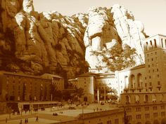 Monserrat in Catalonia, Spain... would love to go again!