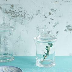 ガラスポット/S | 生活雑貨,ボックス、ボトル、収納小物 | Orne de Feuilles