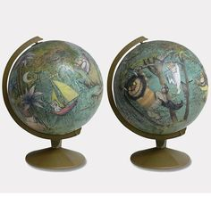 Where the Wild Things Are Globe $450