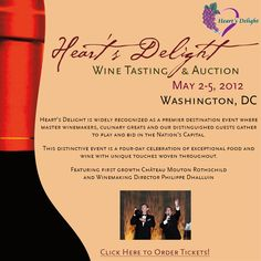This is a web advertisement that I designed for the American Heart Association's (AHA's) annual food and wine fundraising event, Heart's Delight. I was invited to design this after I helped the AHA with designing the catalog for the event.