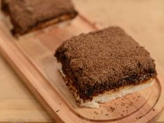 Tortitas negras rellenas | Recetas Juan Manuel Herrera | Utilisima