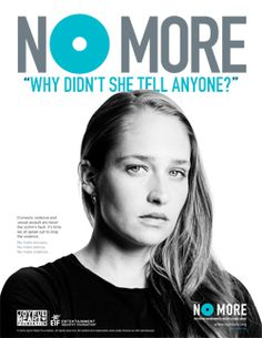 The No More Campaign is an amazing resource for advocacy! Have you signed up online yet and pledged to be an advocate for ending domestic violence and sexual assault?!