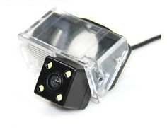 Buy Highest nightvision 4led CCD HD Special Car Rear View Camera reversing rearview parking camera for TOYOTA COROLLA/VIOS .....Check Link