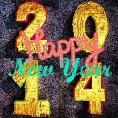 Nwe Year PIÑATA #2014