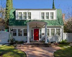 """A Nightmare on Elm Street""  Location: 1428 North Genesse Avenue, in Los Angeles"