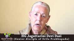 HG Jagattarini Devi Dasi