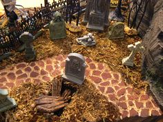 Sues cemetary by 56th and Main, via Flickr