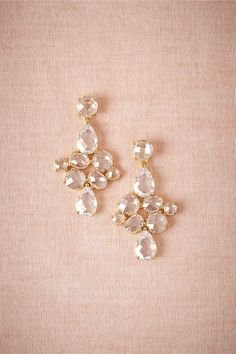 Gilded Waterdrop Earrings from BHLDN. Love these, what do you think @Margaret O'Bryon?