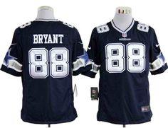 055c0457e Cowboys  88 Dez Bryant Home Team Color Authentic Elite Official Jersey