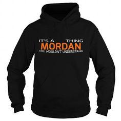 Buy MORDAN - Happiness Is Being a MORDAN Hoodie Sweatshirt