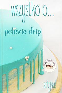 Drip Cakes, Food Cakes, Ale, Cake Recipes, Birthday Cake, Cupcakes, Baking, Sweet, Cakes