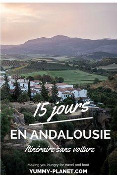 Vous planifiez un voyage en Andalousie ? On partage avec vous notre itinéraire de 15 jours sur place, à la découverte des incontournables Grenade, Séville, Cordoue mais aussi Ronda, Malaga ou Setenil de las Bodegas.