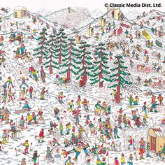 Where is Waldo ?