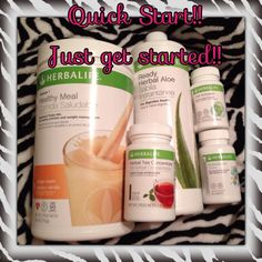 This is an Herbalife Quickstart!!  Herbalife products are for 30 days.  This kit will allow you to replace 1 meal a day for 30 days and have your multivitamin and cell activator for 30 days.. If you would like to replace 2 meals a day, you can add another canister of shake.  For more information check out http://goherbalife.com/latoyas  follow me on Instagram @healthcoach_latoyas13