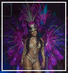 Carnival Dancers, Carnival Girl, Brazil Carnival, Trinidad Carnival, Brazilian Carnival Costumes, Carribean Carnival Costumes, Caribbean Carnival, Showgirl Costume, Costume Carnaval