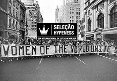 Para o próximo dia 8 de março, no Dia Internacional de Luta da Mulher, está marcada a maior greve internacional já vista na história. Já falamos sobre isso aqui. Movimentos do mundo inteiro se uniram para uma paralisação geral, como forma de protesto contra o feminicídio, a cultura do estupro, a desigualdade de gêneros, a exploração das mulheres no mercado de trabalho e por aí vai. Dia Livre das Mulheres, em 1975 Inspirada pelo Dia Livre das Mulheres que aconteceu na Islândia em 1975, e pela…