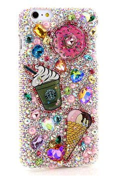 Pastry Passions Design iPhone 6s Plus case protective awesome style handcrafted phone cover for teens