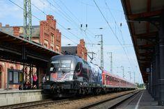 DB 182 509-0 / Stendal, Saxony-Anhalt — Trainspo