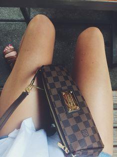 Eva Clutch- Louis Vuitton