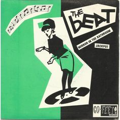 "The Beat - Mirror in the Bathroom (French 7"")"