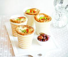 Original et prêt en 5 min, vive le mug cake salé ! - Mug cakes Coup de soleil