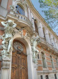 House of Scientists. Lviv.Ukraine