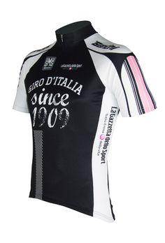 Santini SMS 2012 Giro d'Italia cycling jerseys.