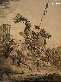 Tatar horseman