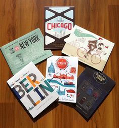 wonderful travel guides from Herb Lester Associates