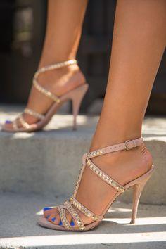 Zapatos y sandalias de tacón alto para fiestas