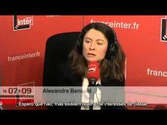Dep. francês denuncia golpe no Brasil em programa de rádio de  Paris Estou chorado de vergonha.