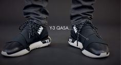 Adidas Y-3 Qasa Low (Autumn/Winter 2013)