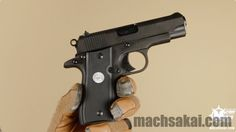 Tanaka Colt .380 Armas Airsoft, Firearms, Hand Guns, Pistols, Weapons, Revolvers, Shotguns