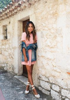 Walking through the winding alleyways was the best way to find cute little stoops to take pictures in front of. Not only were the backdrops beautiful, you would see the prettiest plants and flowers scattered through out the town. Sometimes 10 huge rose bushes and then a whole grouping of cacti! It was a total dream. I cannot wait to go back to Eze! It was, quite literally, picture perfect!