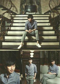 Jung Il Woo, Korean Actors, Korean Drama, Interview, Handsome, Singer, My Love, Specs, Cute