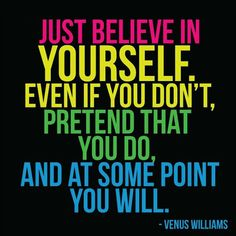 beleive in urself quotes | Just Believe In Yourself Quotes. QuotesGram