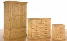 Classic Wooden Bedroom Furniture in London