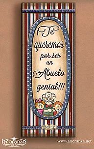 Añoranza   Tamaño 30x12cm Home Decor, Texts, Frases, Happy Fathers Day Images, Wooden Signs, Birthday Cards, Crates, Messages, Creativity