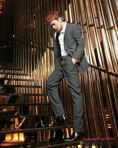 Shinhwa – Cosmopolitan Korea Magazine May Issue '12
