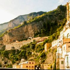 Amalfi, Italy  One of my favorite places in the world! If I ever get married, this is where I want to be married.
