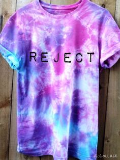 Tie Dye 5SOS shirt for concert school party by DashingCloset