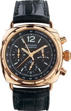 Radiomir Chrono Split-Seconds - 42mm PAM00147 - Collection Radiomir - Officine Panerai Watches