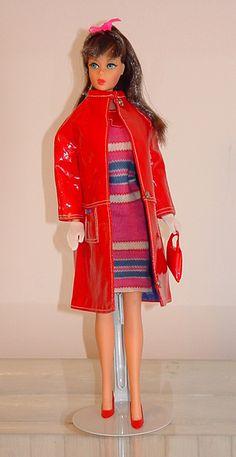 Vintage Barbie Clothes, Vintage Dolls, Doll Clothes, 1967 Fashion, Fashion Dolls, Play Barbie, Barbie And Ken, Malibu Barbie, Ken Doll