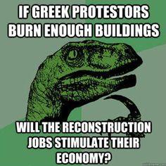 Economics pondering