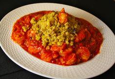 Tropical Foods Mofongo con Camarones recipe - Foodista.com