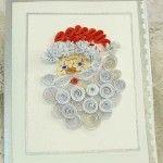 Natale Christmas - la carta incantata dal quilling