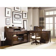 Home Office Desk / Hutch
