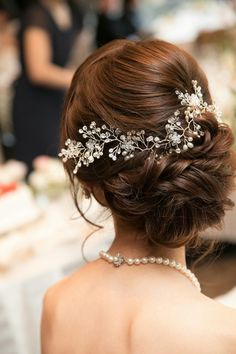 Plaites twists and pins create this gorgeous doo Most Beautiful Man, Bride Hairstyles, Hairdresser, Bridal Hair, Wedding Photos, Lady, Hair Styles, Twists, Brides